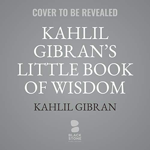 Couverture de Kahlil Gibran's Little Book of Wisdom