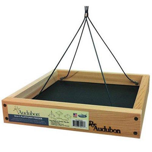 Woodlink Hanging Platform Feeder Tan 3 livres - NAPLAT2