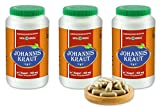 VITAIDEAL ® Johanniskraut (Hypericum perforatum) 3x360 Kapseln je 450mg, aus rein natürlichen...