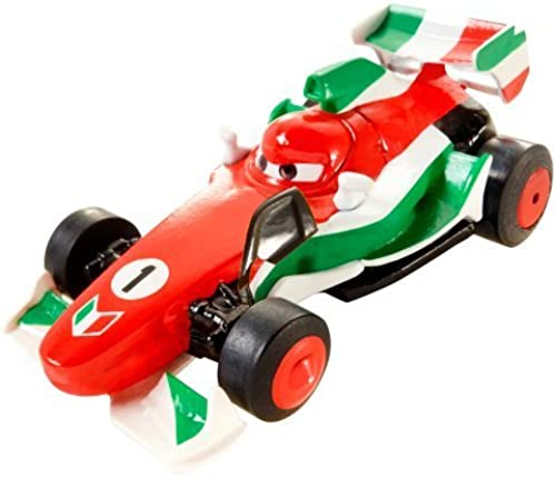 Cars Stunt Racers - Francesco Bernoulli by Mattel