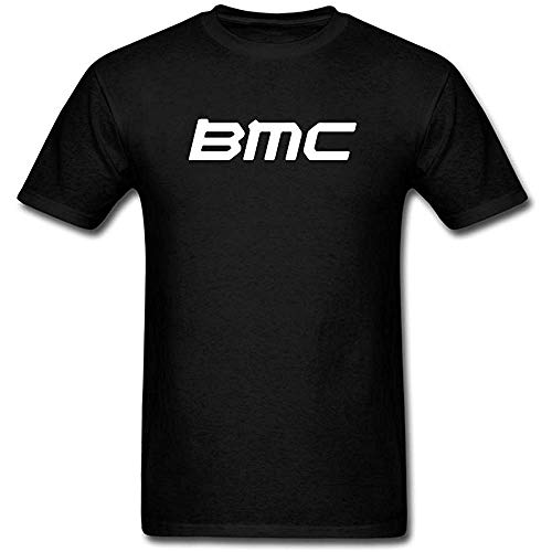 NR Men's BMC Racing Team Short Sleeve T Shirt Black -XL