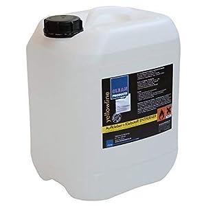 Cleanproducts Klebstoffentferner 10 Litros – Quitar de Klebstoffresten, Dichtstoffen, Silikonöl. Soltar Von ,Pegatina,Lámina,Etikett. para Charol, Metal, de Plástico, Vidrio,