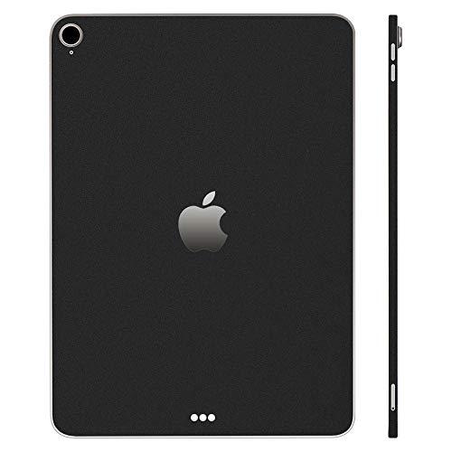 wraplus for iPad Air 第4世代 [ブラック] スキンシール 背面 フィルム ケース カバー 2020 Air4