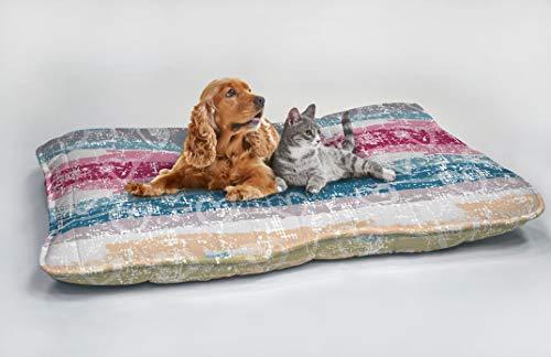 Fantasy Cojin Maxi para Perros, Love Lines, 60 x 100 cm