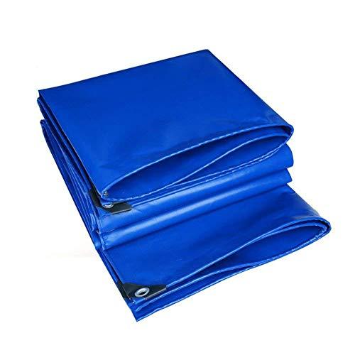 YINUO Heavyweight Padded Outdoor Rainproof Waterproof Sunscreen Frostschutzmittel wasserdichte Segeltuchplane, Boot, Camping, Dach oder überdachte oder überdachte Schwimmbadplane (560G / M2) erhältlic