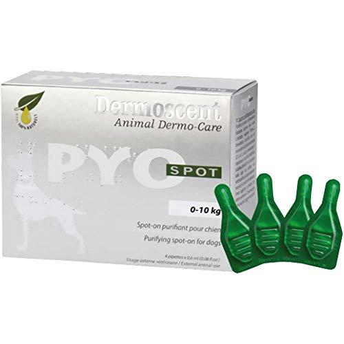 Dermoscent 920-7222 Pyospot 0Kg-10Kg para Perros 4Pip