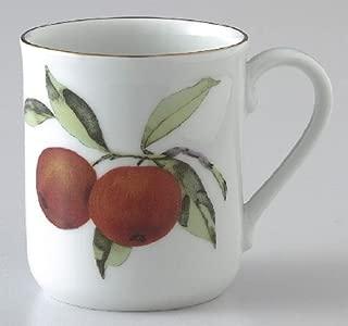 Royal Worcester Evesham Gold Coffee Mugs