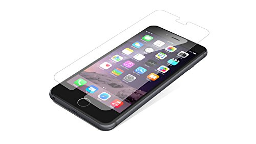 ZAGG InvisibleShield HDX Case Friendly Screen Protector - HD Clarity + Extreme Shatter Protection for Apple iPhone 6 Plus / iPhone 6S Plus