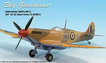 Spitfire Mk IV RAF 145SQ ZX-6/EN315 Airplane Miniature Model Metal Die-Cast 1:72 Part# A02WTW72002-011