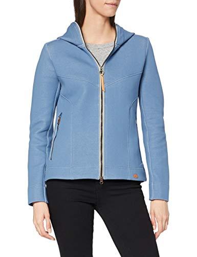 Camel Active Womenswear Damen 3208255F08 Jacke, BLUE, 44