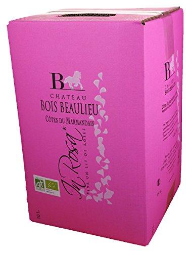 Bag-in-Box Château Bois Beaulieu Rosé 1000cl AOC Côtes du Marmandais