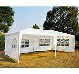 Outsunny 01-0265 Party Gazebo Tent, 10'x 20