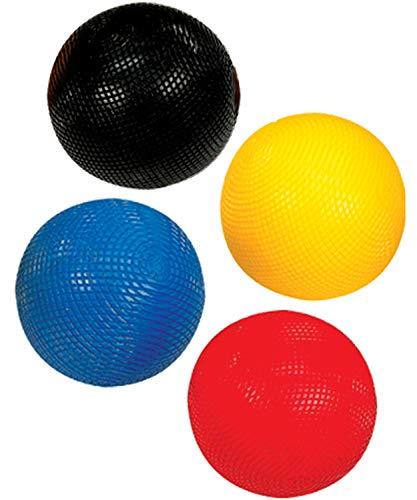 Jaques Bolas de Croquet Londres - Desafío de tamaño Completo - Primeros Colores