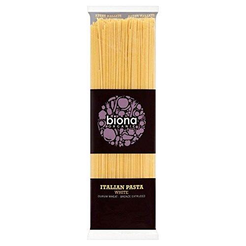 Biona Organic Bronzo Estrusi Bianco Spaghetti (500g) (Confezione da 6)