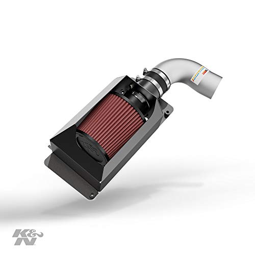 K&N Cold Air Intake Kit: High Performance, Guaranteed to Increase Horsepower: 2011-2015 Mini Cooper (S, S Clubman) 1.6L L4, 69-2023TS