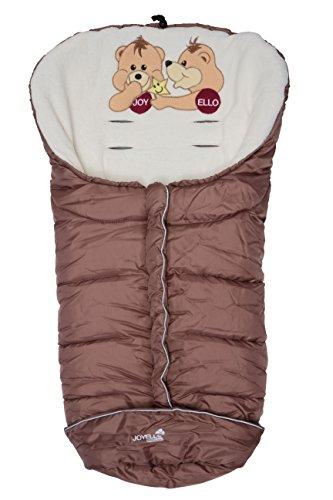 Joyello JL-936A - Coccolone, Saco térmico para bebé ositos TóRTOLA