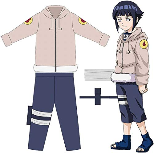 Mr.LQ Tier Cosplay Naruto Hinata Hyuga Cosplay Kostüm Hyūga Hinata Jugend Cosplay Kostüm Hyūga Hinata Halloween Party