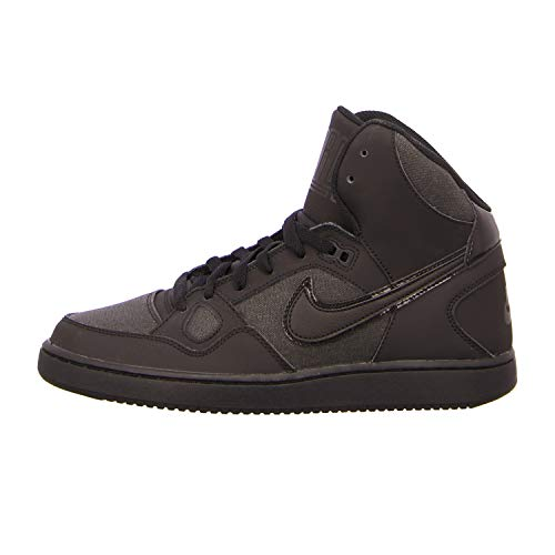 Nike Herren Son of Force Mid Fitnessschuhe, Schwarz (Black/Black 012), 48.5 EU