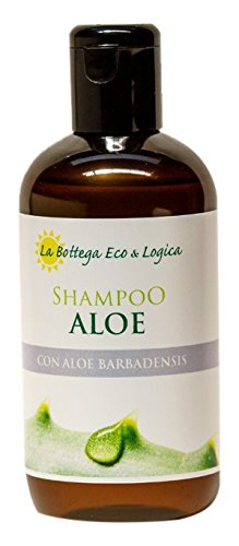 Barbershop ECO & Logik PL003 Shampoo Aloe, 280 gram