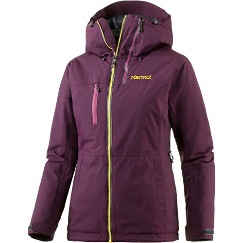 Marmot Damen Wm's Dropway Jacket Jacke, Dark Purple, S