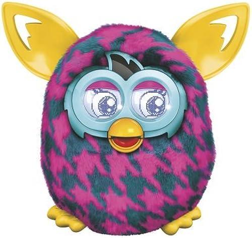 cómodo Furby Boom Boom Boom Houndstooth (púrpura) by Furby  caliente