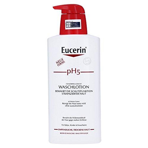 Eucerin pH5 Waschlotion m.Pumpe, 400 ml