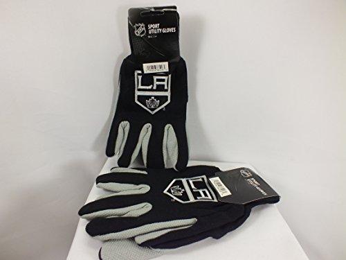 Wincraft NHL Los Angeles Kings Handschuhe, zweifarbig, für Erwachsene, Teamfarben, Einheitsgröße