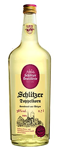 Schlitzer Korn Doppelkorn 38% vol. 0,7l