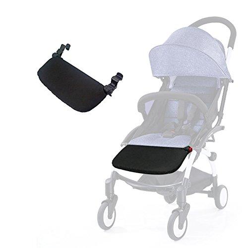 Review Stroller Footrest 16Cm Accessories for Babyzen Yoyo Yoya Baby Time Feet Extension Infant Pram...