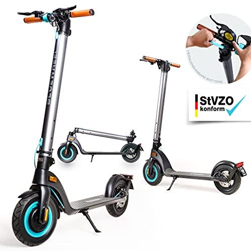 """BLUEWHEEL 10"""" Design E-Scooter mit..."""