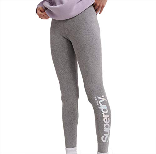 Superdry Damen Leggings grau XL