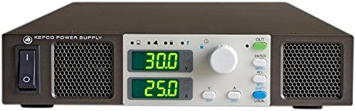 Kepco KLN 60-12.5 is a new family of automatic crossover, low-profile, high-performance, low-cost programmable power supply. 750 watts, 12.5 volts.