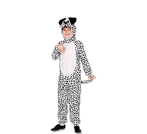 Fyasa-Disfraz de Cachorro de Dálmata 2 a 3 años, Multicolor, Small 706364-T00