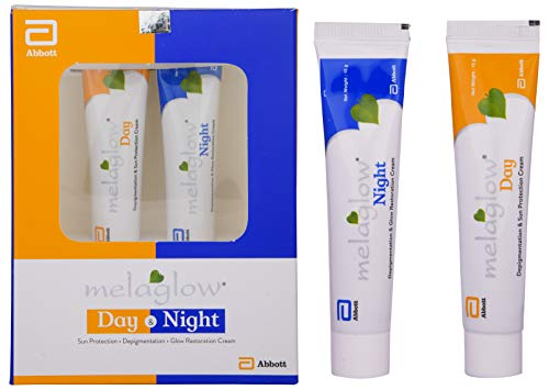 Melaglow Day and Night Depigmenting Cream 30gm