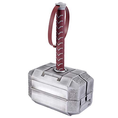 Thor Hammer tool set 29-Piece Tool Kit Avengers Mjolnir Play-Tools