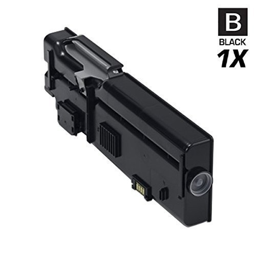 Schneider HOCHLEISTUNGS Toner +45% mehr Druckleistung 8.400 Seiten Schwarz kompatibel mit Dell C2660dn C2665dnf Dell RD80W/ 593-BBBU