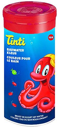 Tinti 20000190 Badefarbe, Rot