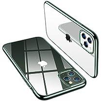 TORRAS iPhone 11 Pro Max ケース 6.5インチ 対応 TPU 透明 薄型...