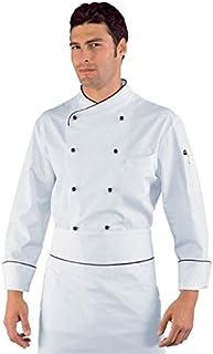 Giacca Chef Mezza Manica Alicante Isacco ATELIER DEL RICAMO