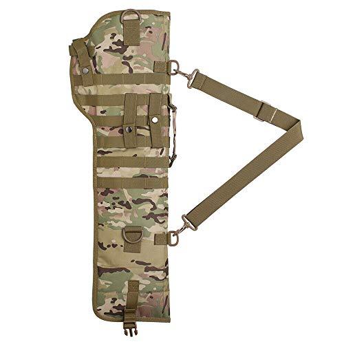 Kylebooker Funda Escopeta Airsoft Caza Rifle Táctico Scabbard Militar