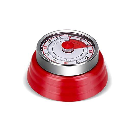 Catyrre Küchen-mechanischer Timer 60min lauter Alarm, der das Schlafen trifft Sport kocht