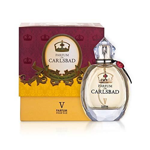 ROYAL PARFUM DE CARLSBAD (DAMEN) 100 ML GANZ NEU ! Unica. ! 100 ml No. V