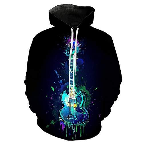 Música Neutra Guitarra Guitarra eléctrica Batería Street Singer Bar Cantando Hip Hop...