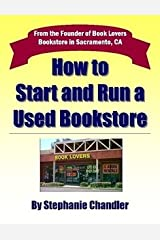 How to Start and Run a Used Bookstore Unknown Binding