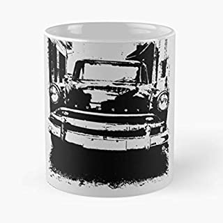 Classic Automobile Auto Vehicle - Best Gift Ceramic Coffee Mugs 11 Oz