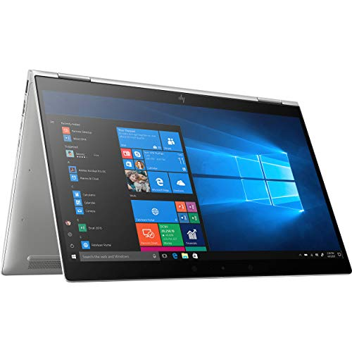 HP EliteBook x360 1040 G6 14' FHD Touchscreen Convertible Laptop, Intel Core i7-8565U with Intel UHD Graphics 620, 16 GB DDR4 SDRAM, 1TB NVMe Solid State Drive, Windows 10 Pro - UK Keyboard Layout