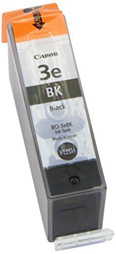 Canon BCI 3eBK–Tintenbehälter–1x Schwarz–500seiten