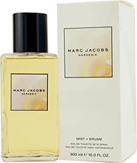 Marc Jacobs Gardenia By Marc Jacobs For Women Mist- Brume Edt Spray 10 Oz