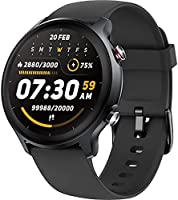 LIFEBEE Smartwatch, Fitness Armbanduhr mit Pulsuhr Blutsauerstoff (SpO2) Fitness Tracker, 5ATM Wasserdicht Smart Watch,...