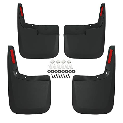 D-Lumina F150 Mud Flaps Compatible with Ford F-150 2015 2016 2017 2018 2019 2020...